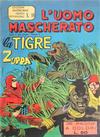 Cover for L'Uomo Mascherato [Avventure americane] (Edizioni Fratelli Spada, 1962 series) #10