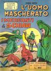 Cover for L'Uomo Mascherato [Avventure americane] (Edizioni Fratelli Spada, 1962 series) #7
