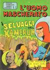 Cover for L'Uomo Mascherato [Avventure americane] (Edizioni Fratelli Spada, 1962 series) #3