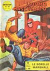 Cover for L'Uomo Mascherato [Avventure americane] (Edizioni Fratelli Spada, 1962 series) #45