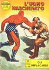 Cover for L'Uomo Mascherato [Avventure americane] (Edizioni Fratelli Spada, 1962 series) #46