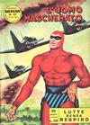 Cover for L'Uomo Mascherato [Avventure americane] (Edizioni Fratelli Spada, 1962 series) #47