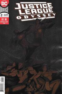 Cover Thumbnail for Justice League Odyssey (DC, 2018 series) #2 [Stjepan Šejić Foil Cover]
