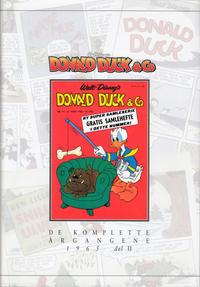 Cover Thumbnail for Donald Duck & Co De komplette årgangene (Hjemmet / Egmont, 1998 series) #[72] - 1965 del 2