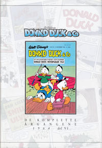 Cover Thumbnail for Donald Duck & Co De komplette årgangene (Hjemmet / Egmont, 1998 series) #[69] - 1964 del 6
