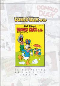 Cover Thumbnail for Donald Duck & Co De komplette årgangene (Hjemmet / Egmont, 1998 series) #[71] - 1965 del 1