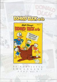 Cover Thumbnail for Donald Duck & Co De komplette årgangene (Hjemmet / Egmont, 1998 series) #[75] - 1965 del 5