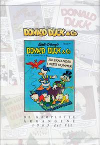 Cover Thumbnail for Donald Duck & Co De komplette årgangene (Hjemmet / Egmont, 1998 series) #[77] - 1965 del 7