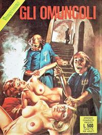 Cover Thumbnail for Vampirissimo (Edifumetto, 1972 series) #33