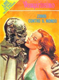 Cover Thumbnail for Vampirissimo (Edifumetto, 1972 series) #50
