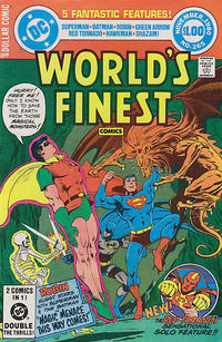 Cover Thumbnail for World's Finest Comics (DC, 1941 series) #265 [Direct]
