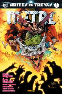 Cover Thumbnail for Noites de Trevas: Metal (Panini Brasil, 2018 series) #5