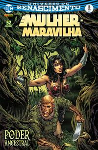 Cover Thumbnail for Mulher-Maravilha (Panini Brasil, 2017 series) #3