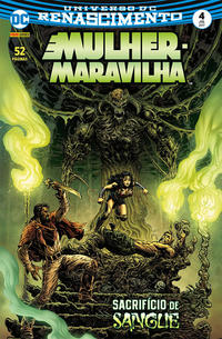 Cover Thumbnail for Mulher-Maravilha (Panini Brasil, 2017 series) #4