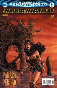 Cover Thumbnail for Mulher-Maravilha (Panini Brasil, 2017 series) #6