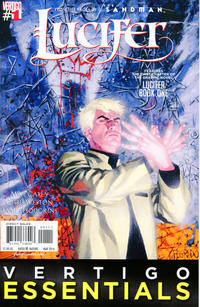 Cover Thumbnail for Lucifer Special Edition (DC, 2016 series) #1