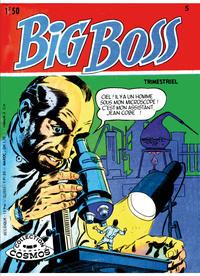Cover Thumbnail for Big Boss (Arédit-Artima, 1970 series) #5