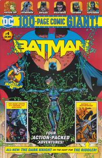 Cover Thumbnail for Batman Giant (DC, 2018 series) #4
