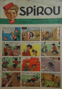 Cover Thumbnail for Spirou (Dupuis, 1947 series) #548