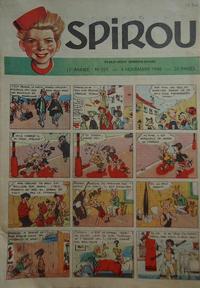 Cover Thumbnail for Spirou (Dupuis, 1947 series) #551