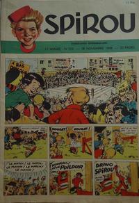 Cover Thumbnail for Spirou (Dupuis, 1947 series) #553