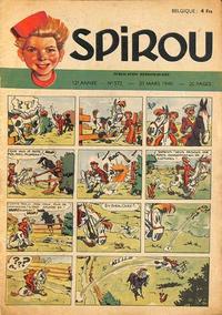 Cover Thumbnail for Spirou (Dupuis, 1947 series) #572