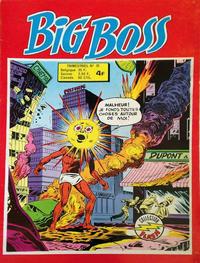 Cover Thumbnail for Big Boss (Arédit-Artima, 1970 series) #31