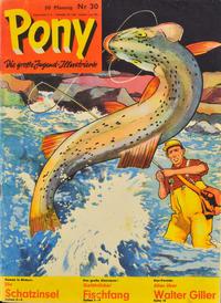Cover Thumbnail for Pony (Bastei Verlag, 1958 series) #30