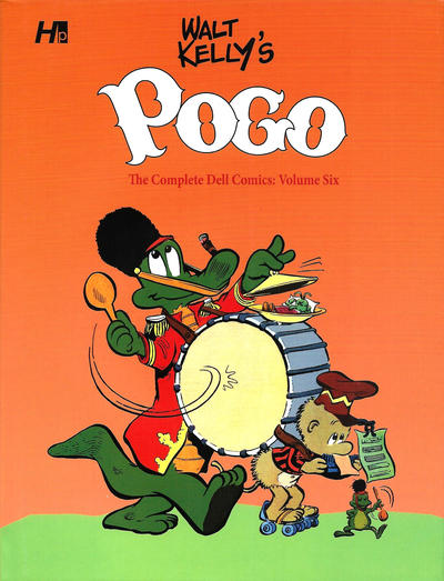 Cover for Walt Kelly's Pogo (Hermes Press, 2014 series) #6