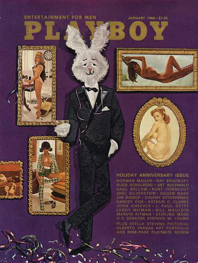 Cover for Playboy (Playboy, 1953 series) #v15#1