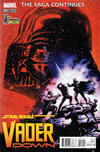 Cover Thumbnail for Star Wars: Vader Down (2016 series) #1 [Comic Con Box Exclusive Mike Mayhew Color Variant]