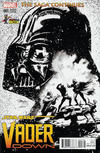Cover Thumbnail for Star Wars: Vader Down (2016 series) #1 [Comic Con Box Exclusive Mike Mayhew Black and White Variant]
