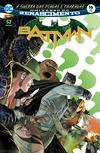 Cover for Batman (Panini Brasil, 2017 series) #16