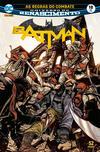 Cover for Batman (Panini Brasil, 2017 series) #18