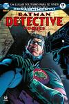 Cover for Detective Comics (Panini Brasil, 2017 series) #18