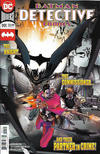 Cover for Detective Comics (DC, 2011 series) #991