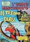 Cover for L'Uomo Mascherato [Avventure americane] (Edizioni Fratelli Spada, 1962 series) #4
