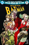Cover Thumbnail for All Star Batman (2016 series) #1 [ComicXposure Exclusive Guillem March Color Variant]