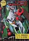 Cover for L'Uomo Mascherato [Avventure americane] (Edizioni Fratelli Spada, 1962 series) #53