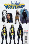 Cover Thumbnail for All-New Wolverine (2016 series) #1 [Incentive David Lopez Design Variant]