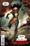 Cover Thumbnail for All-New Wolverine (2016 series) #1 [Incentive David Marquez Variant Cover]