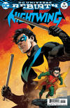 Cover for Nightwing (DC, 2016 series) #19 [Ivan Reis / Oclair Albert Cover]