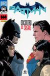 Cover for Batman (Panini Brasil, 2017 series) #20