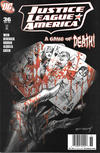 Cover Thumbnail for Justice League of America (2006 series) #36 [Newsstand]