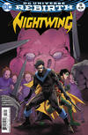 Cover for Nightwing (DC, 2016 series) #18 [Ivan Reis, Oclair Albert & Sula Moon Cover Variant]