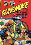 Cover for Gunsmoke (Export Publishing, 1949 series) #4