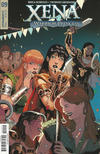 Cover for Xena (Dynamite Entertainment, 2018 series) #9