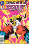 Cover for The Ray (DC, 1994 series) #1 [Newsstand]