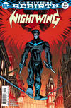 Cover for Nightwing (DC, 2016 series) #24 [Casey Jones & Hi-Fi Cover]