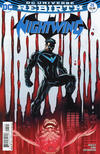 Cover for Nightwing (DC, 2016 series) #25 [Casey Jones & Hi-Fi Cover]